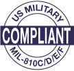 MIL-810 Certified